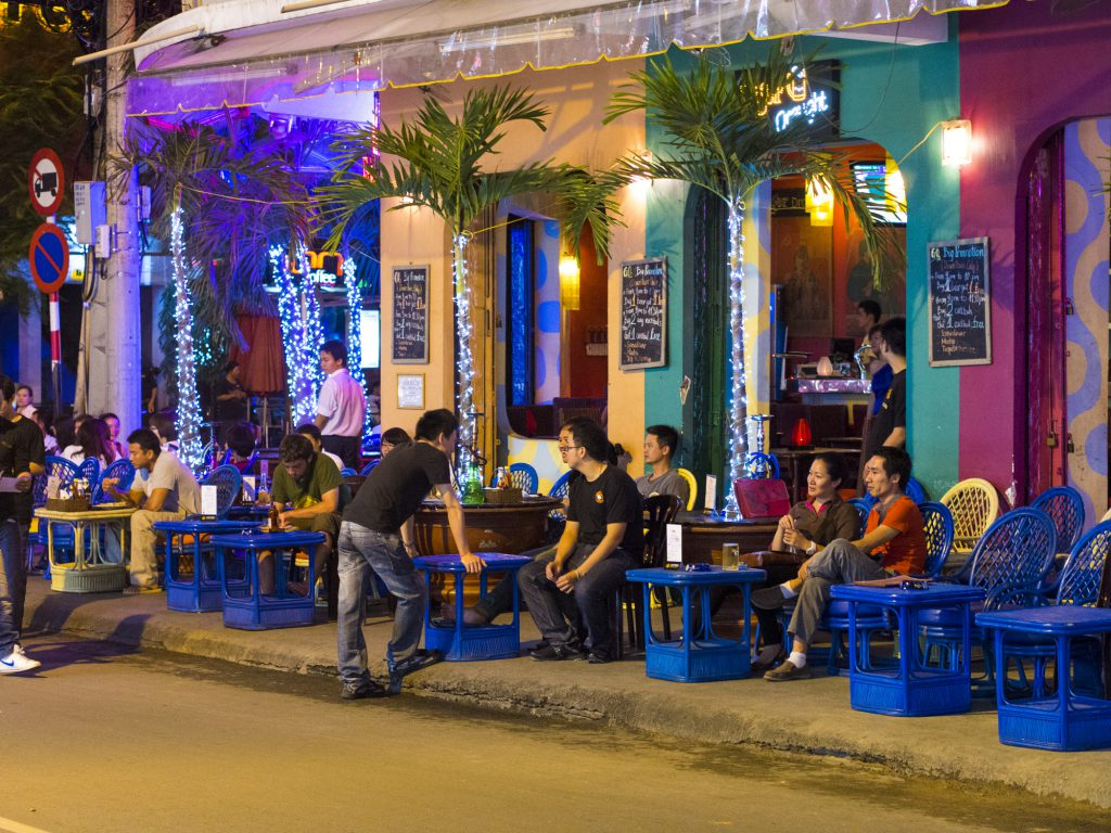 Ho Chi Minh City nightlife, things to do in vietnam