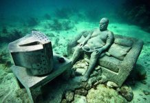 Underwater Museums