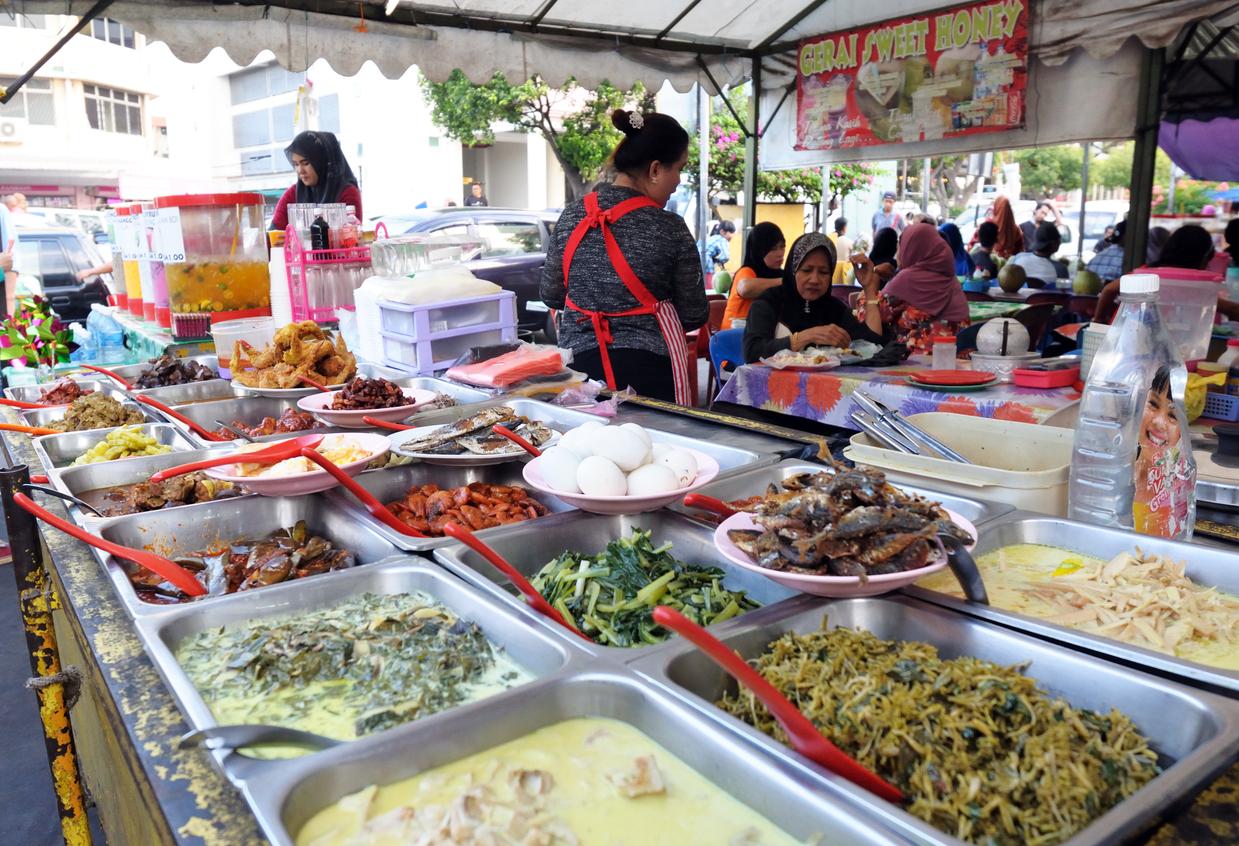 sabah traditional food