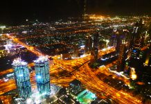 Architecture Lovers, nightlife in Dubai