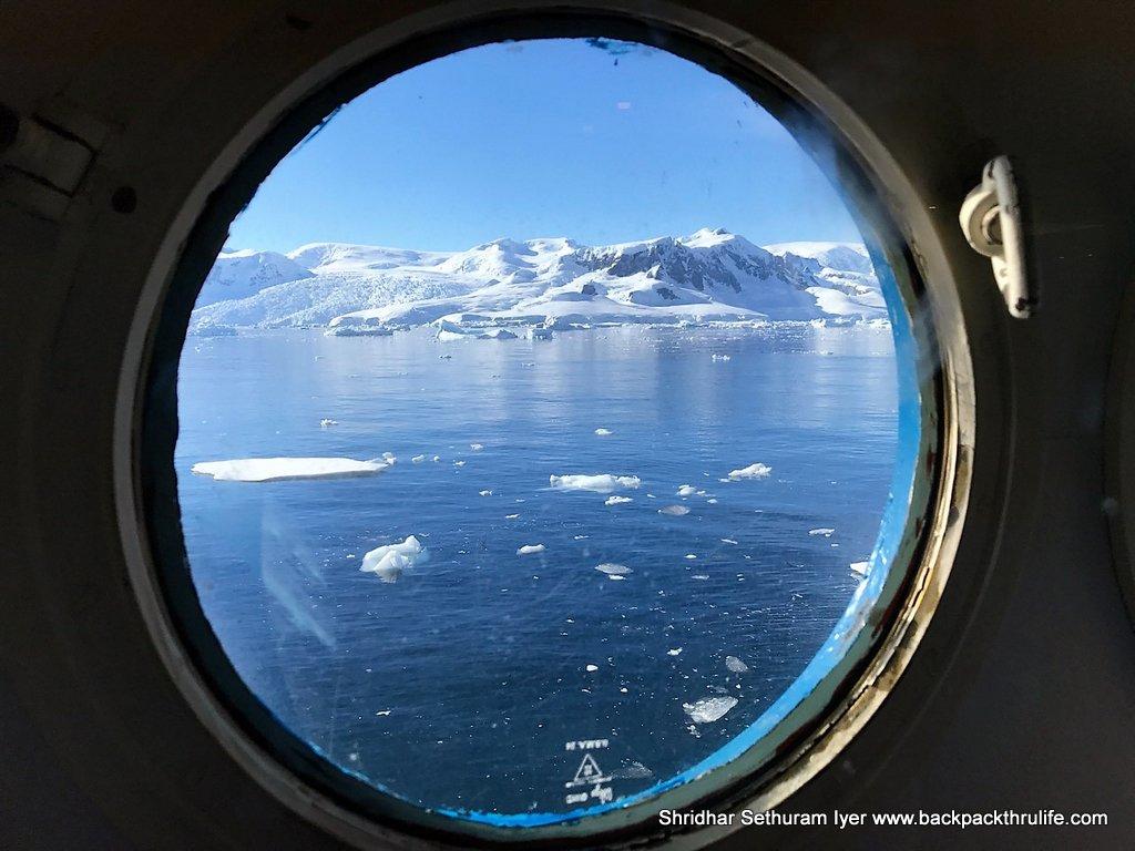 Antarctica-ShipScapes -Deck Sights