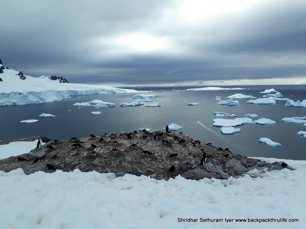 Antarctica-Landscapes