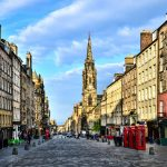 Edinburgh – Now A Theme Park! City Threatened By Overtourism