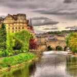 Georgian Splendor At Bath, The United Kingdom