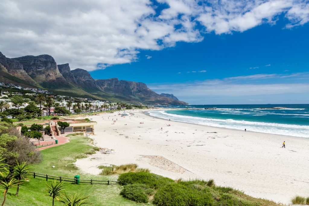 Cape Town in South Africa is among the sustainable cities