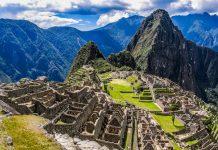 Machu Picchu airport in Peru, machu picchu