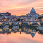 When I felt Blessed | Vatican City