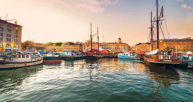 Helsinki, Finland Promotes Ecotourism making it a sustainable city