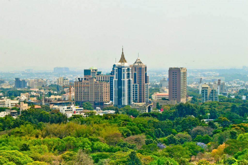 Bangalore is a must when you visit Karnataka