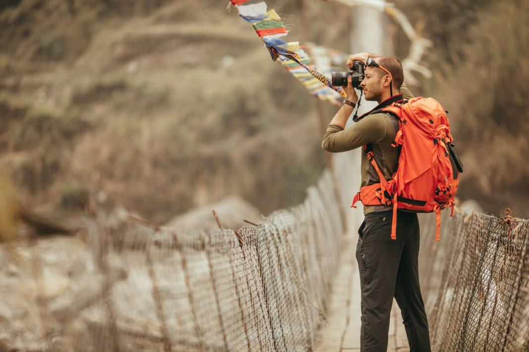 Nepal man photography