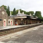 Live Like A Station Master On Platform Three
