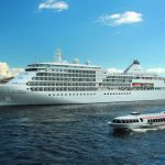 Cruise Ship Rescues Sailor from Sinking Boat