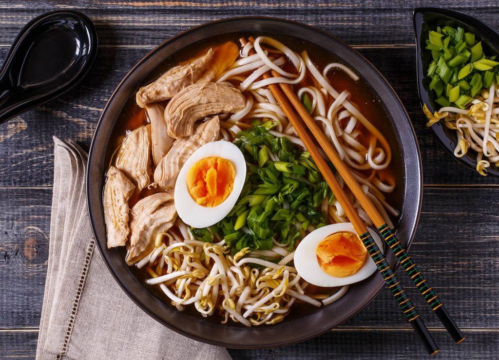 Ramen, Noodle Dishes