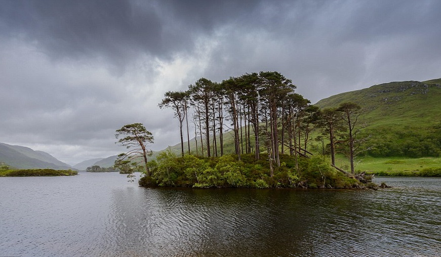 Loch Elit, Scotland