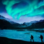 Auroras in the Velvety Night Sky: Best Places to View the Polar Lights