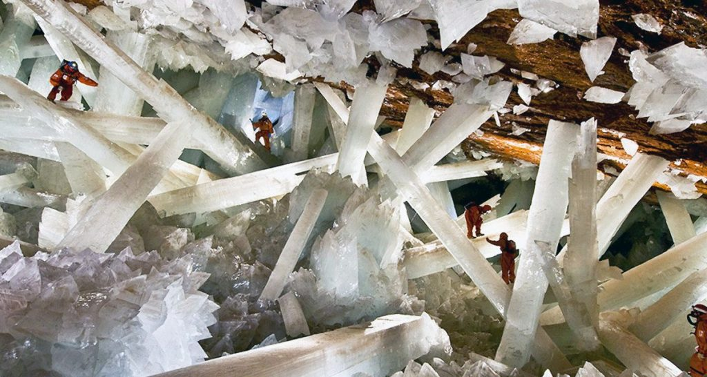 Naica Crystal Mines
