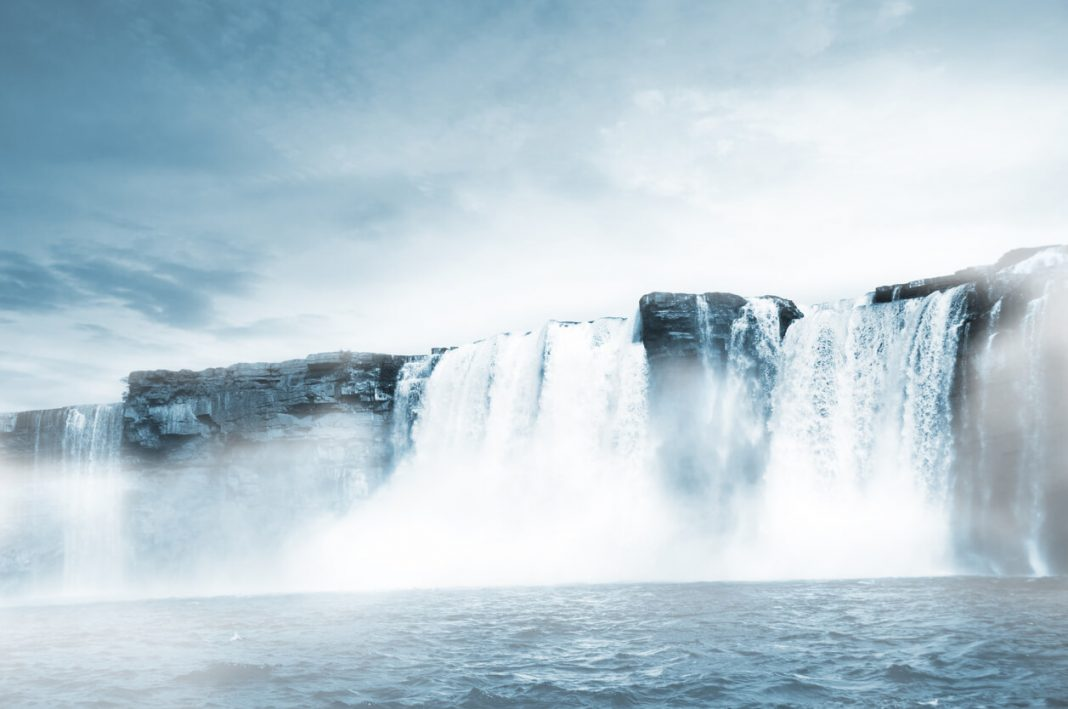 Most famous waterfalls in the world