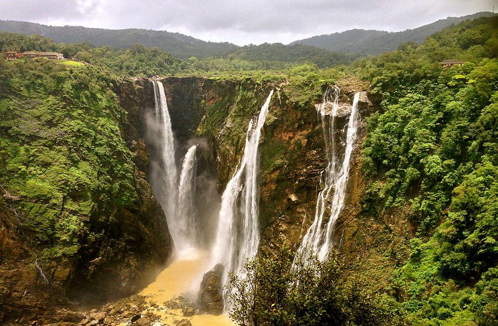 road trips from Bangalore to Jog Falls in Karnataka