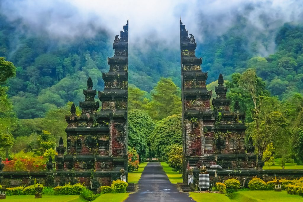 Bali tourist tax