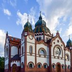 Splendid Art Nouveau Synagogue in Serbia Opens to Visitors