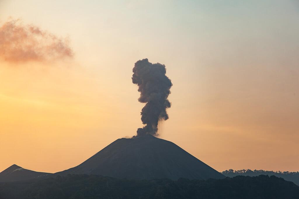 Barren island volcano andamans, islands in India