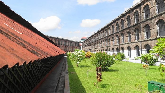 Cellular Jail Port Blair things to do in andamans