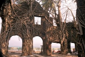 Ruins of Port Blair, Andaman Islands