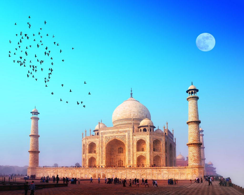 The Taj Mahal, Places to visit in Agra