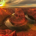 See The Instagram-Famous Horseshoe Bend In The US