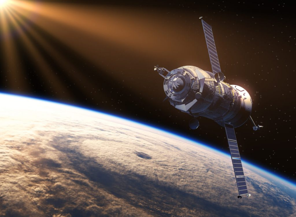 experience virtual travel of outerspace