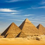 Explosion near the Giza Pyramids Injures Several Tourists