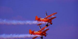 Aero show in Yelahanka, bangalore