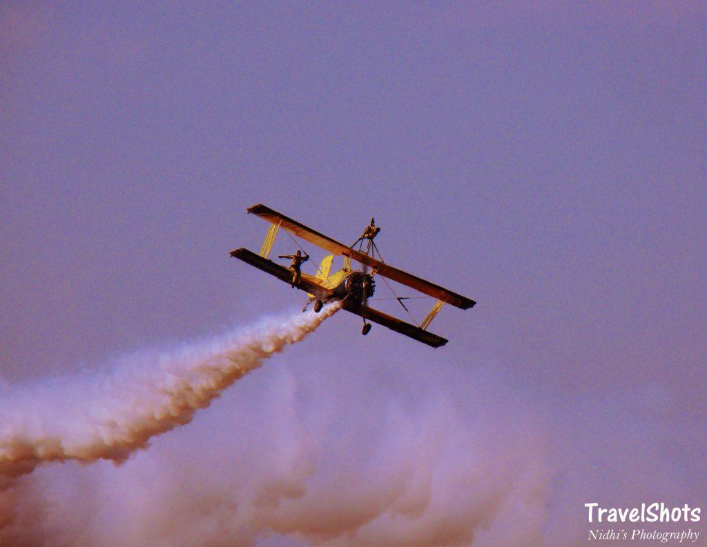 Aero Show in Yelahanka Bangalore