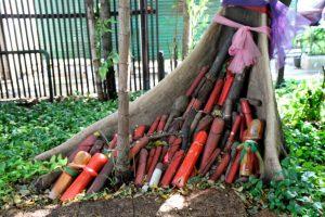 Goddess tuptim shrine - unusual things to do in Bangkok