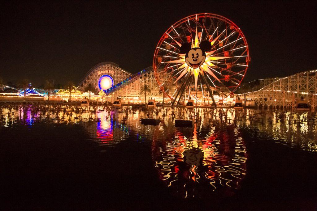 Disneyland - California
