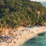 The popular Boracay Island in the Philippines reopens to travellers