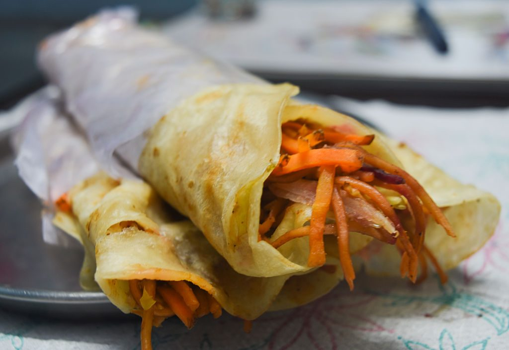 street foods in india