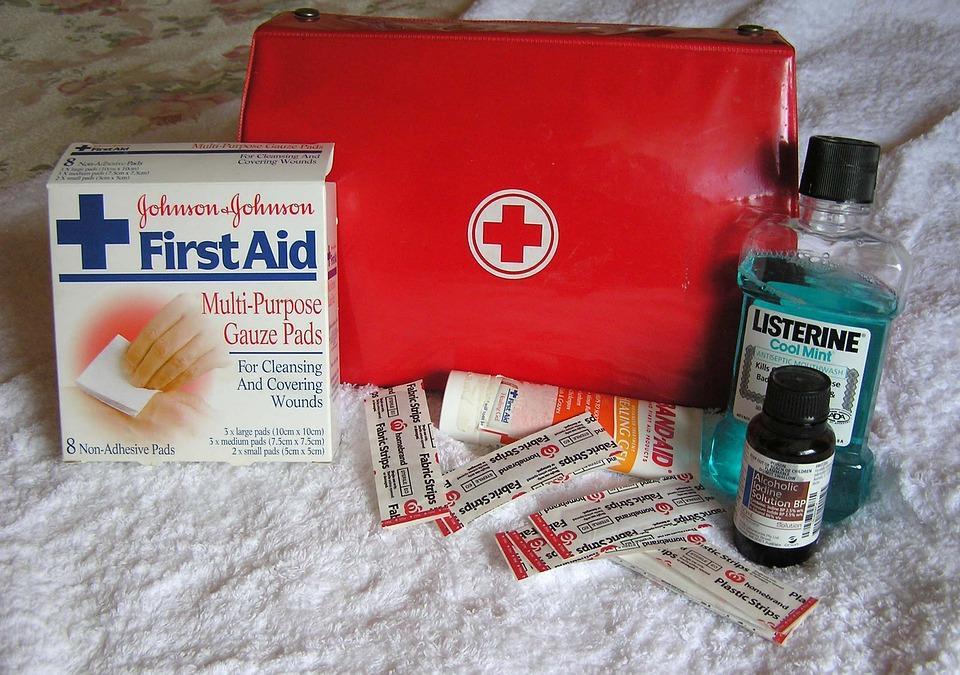 Medical bag for travel
