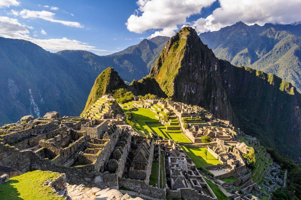 Machu Picchu. Peru, Overtourism, World Monument Fund