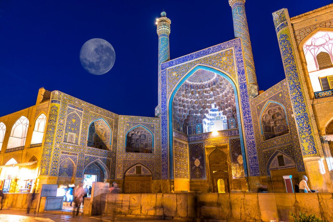 Isfahan, Iran, Beautiful Mosques