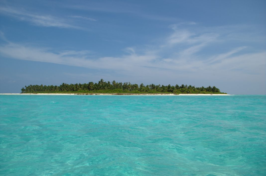 Lakshadweep Island, Islands in India