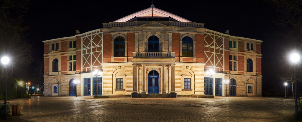 Bayreuth Wagner Festival Theatre, Germany