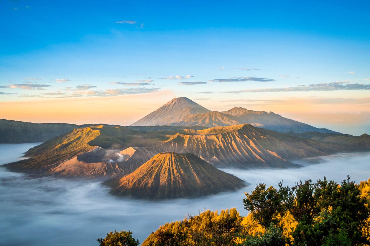 Mount Bromo Ganesha