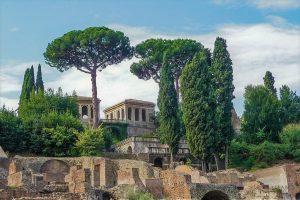 Farnese Gardens, Rome