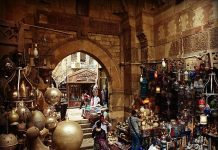 Khan el-Khalili Market - best of Cairo