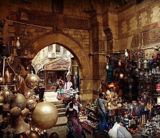 Khan el-Khalili Market - best of Cairo