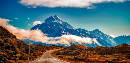 new zealand landscape travel tips