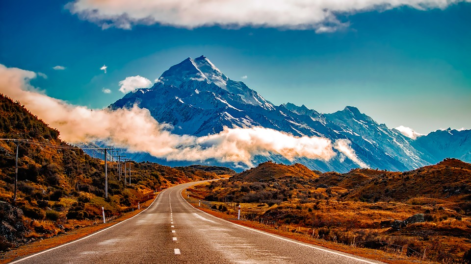 new zealand landscape travel tips, Peaceful Countries