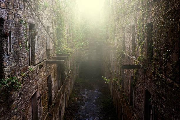 bodmin jail, cornwall, uk