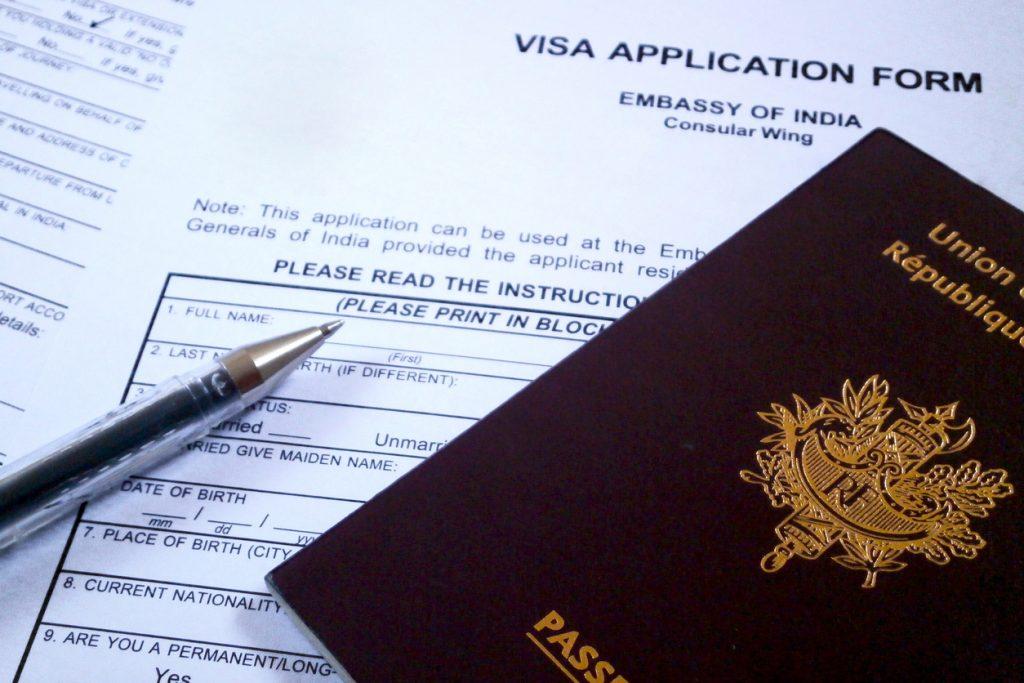 visa application, backpacking travel tips